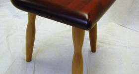 How many legs are under your three-legged stool?